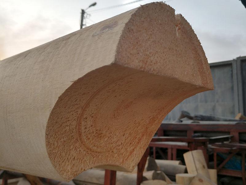 Сруб из сибирского кедра